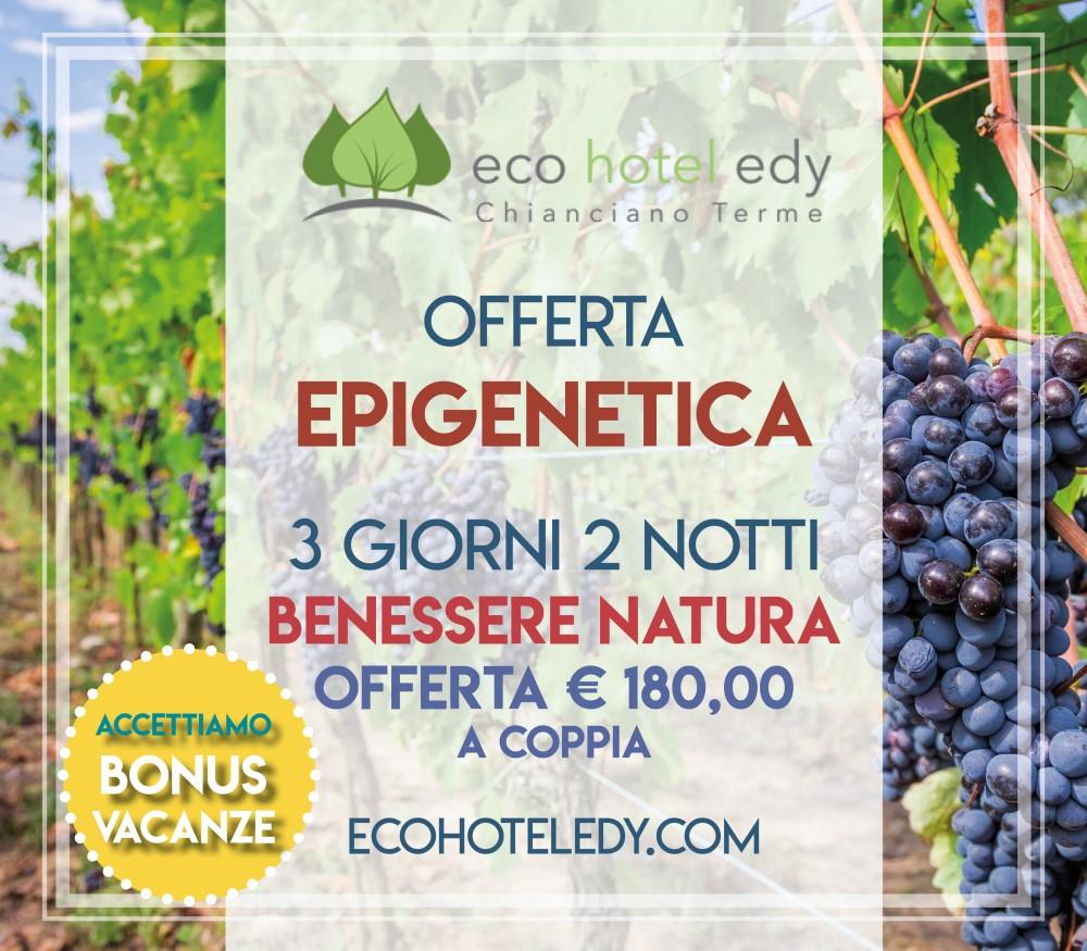 epigenetica, salute per natura